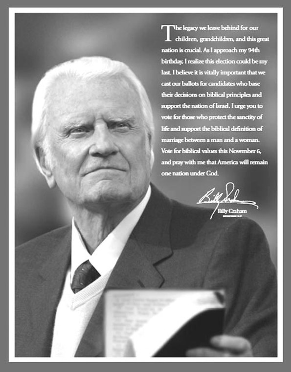 Billy Graham Ad