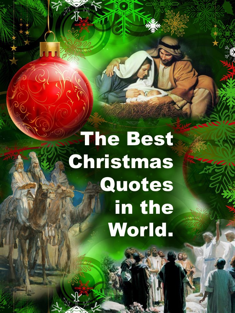 christmas insert
