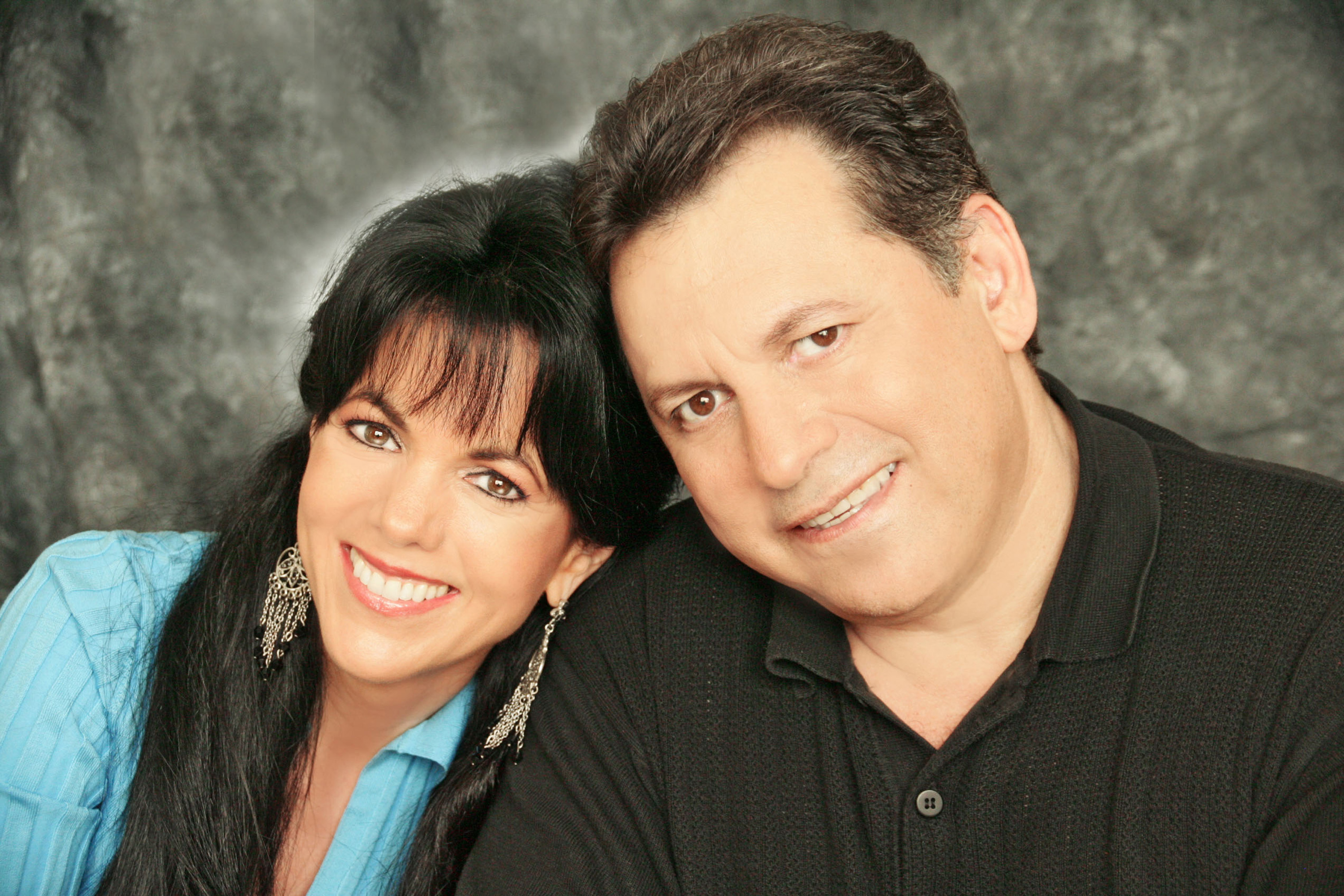 Promo shot of Mario and Mechelle