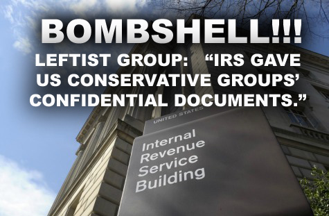 IRS leaks