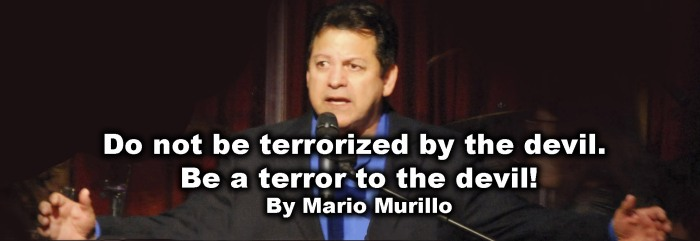 be the terror