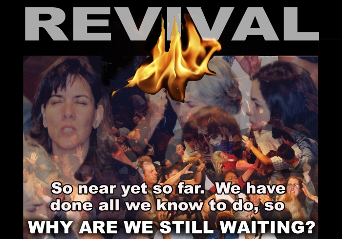 revival cover copy