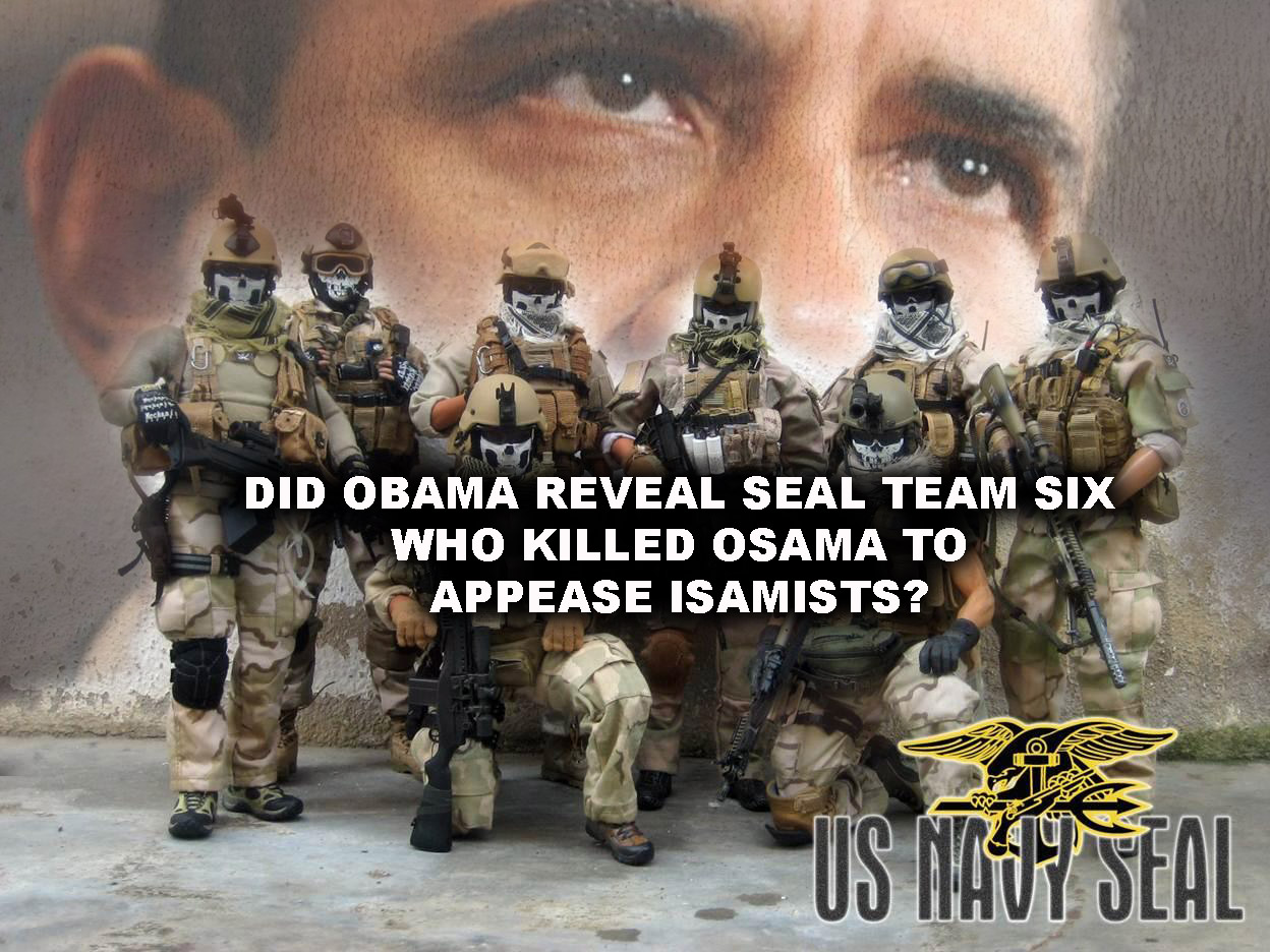 Navy Seal team six | Mario Murillo Ministries