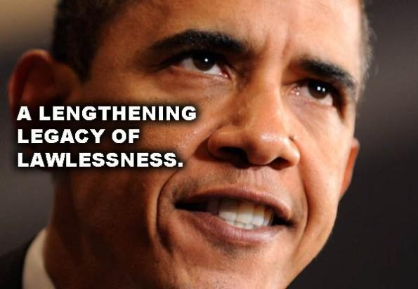 LAWLESSNESS