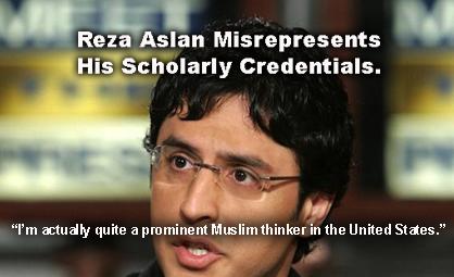Reza Aslan blog