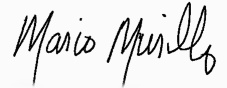 new signature