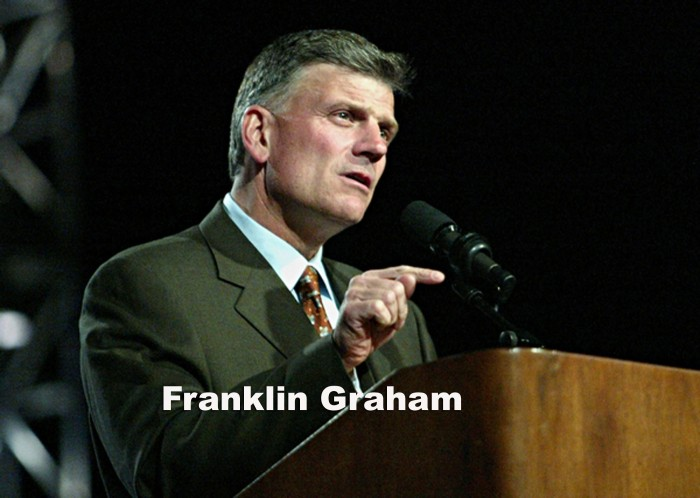 Evangelists Gather At Franklin Graham Festival