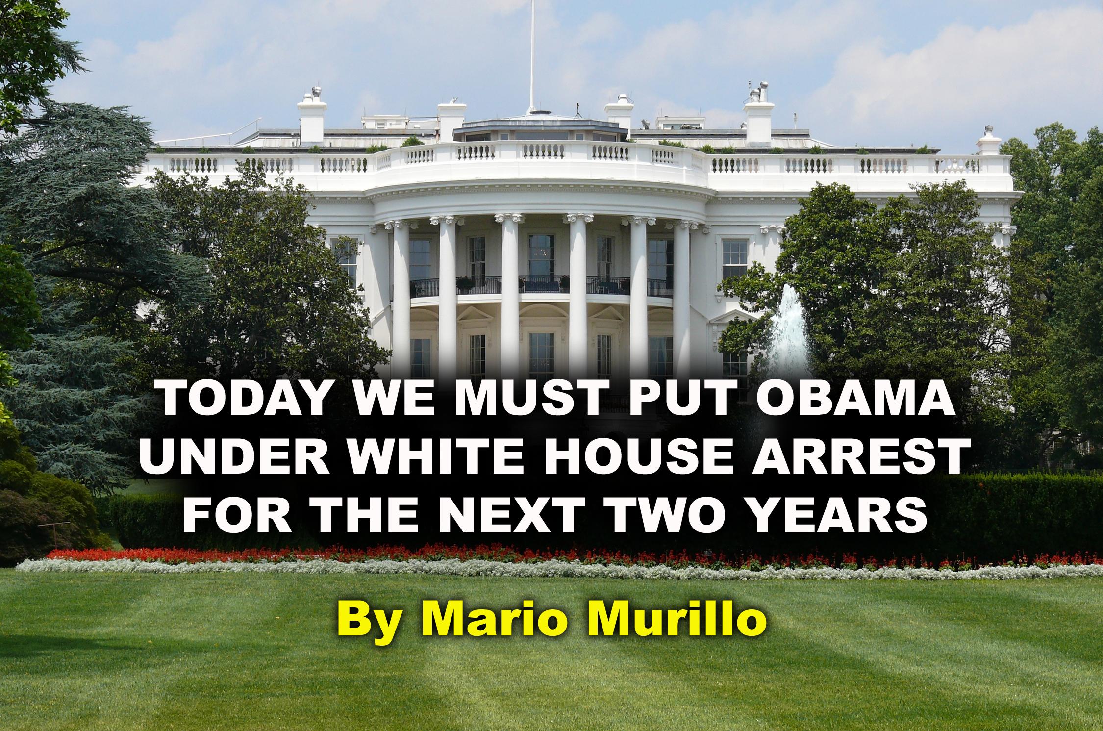 White-House Arrest