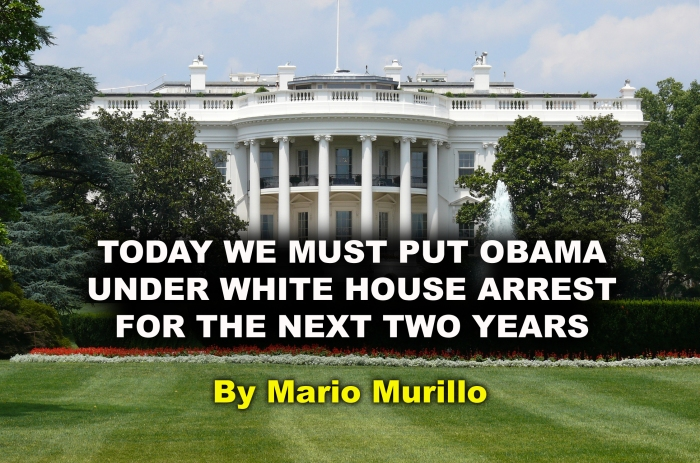 White-House Arrest