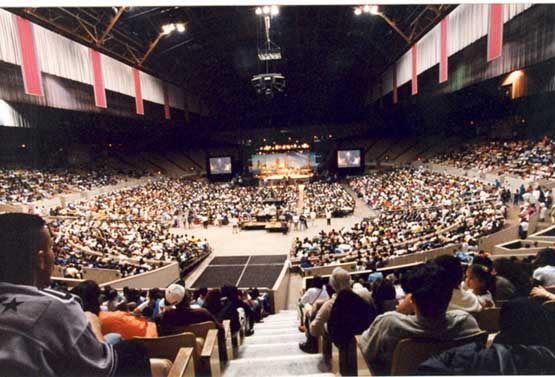 Web site shot of Cow Palace