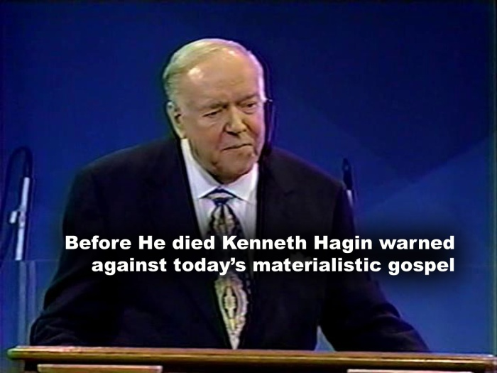 Hagin warning