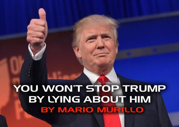 Trump copy