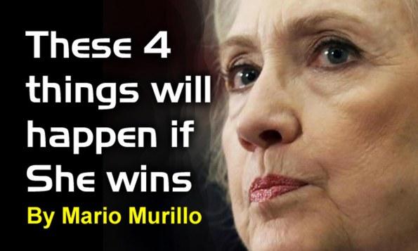 if she wins