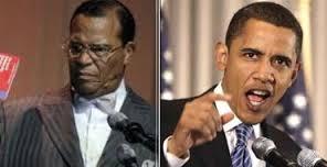 obama and farrakan