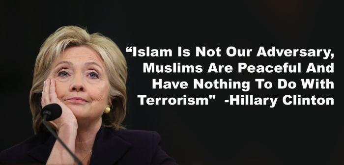 Hillary and Islam