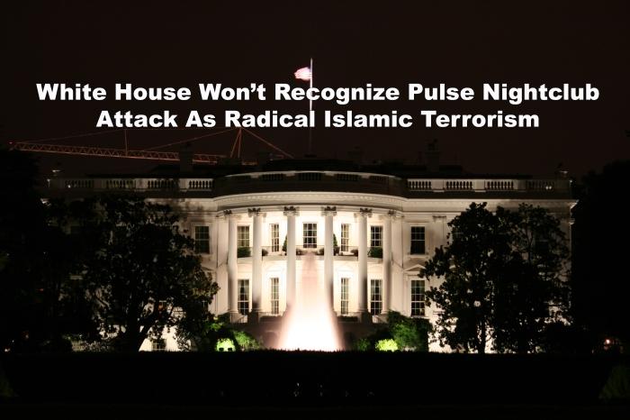white house wont
