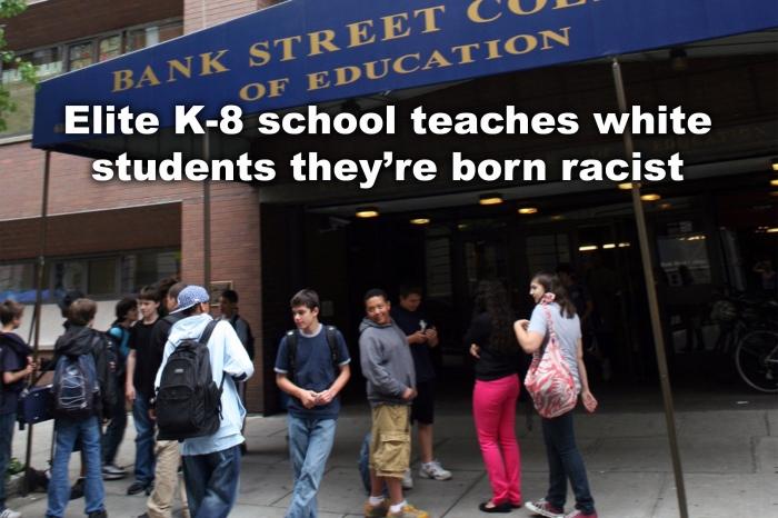 born racist