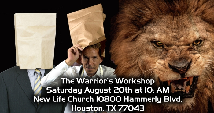 Houston warrior ad