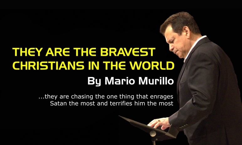 THE BRAVEST CHRISTIANS