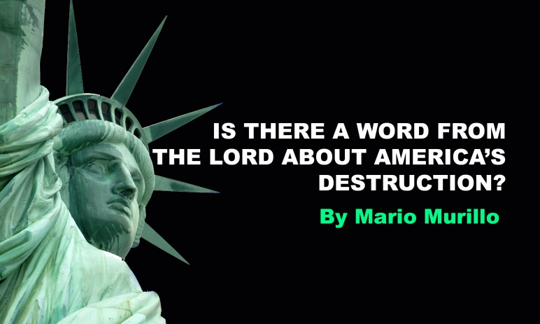 IS THERE A WORD? | Mario Murillo Ministries