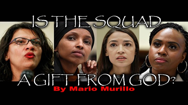 IS THE SQUAD A GIFT FROM GOD?