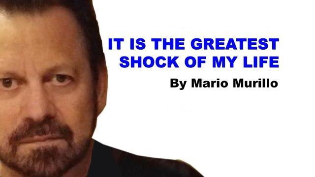 My greatest shock