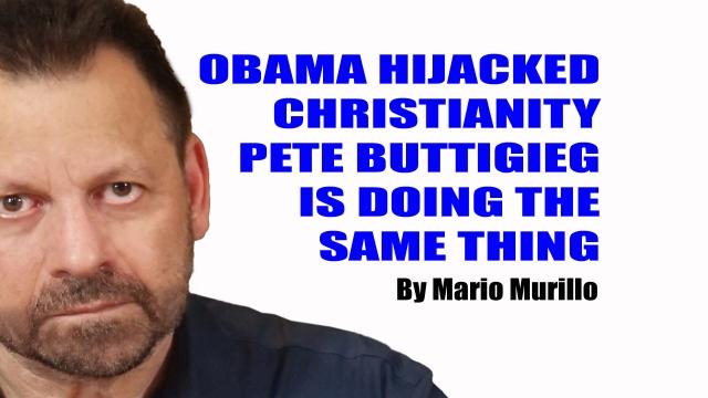 Hijacking Christianity